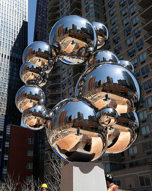 david_fried_NYC_permanent_public_sculpture_Plaza_34th_&_1st_ave